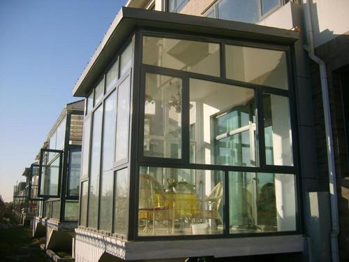 断桥铝型材门窗工程实例